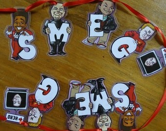 Red Dwarf  Bunting,Tv series character Bunting