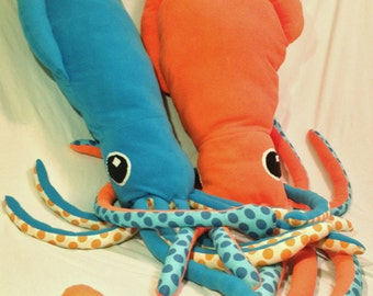 custom giant squid