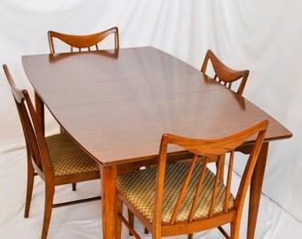SOLDDONOTBUYSOLDDONOTBUYMid Century Modern Danish Dining Table Designed By Keller Furniture Vintage