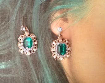earrings Palace Intrigue
