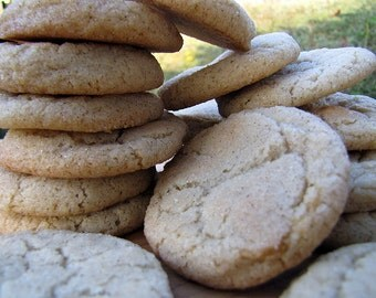 Snickerdoodles, 1 1/2 Dozen, Homemade Cookies