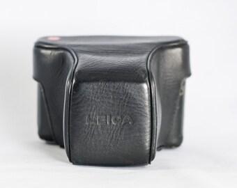 Genuine Leitz-Leica Soft Leather EverReady Case for Leica R4 Camera