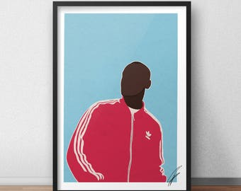 Stormzy INSPIRED Print / Poster