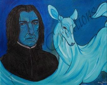 Severus Snape Prints