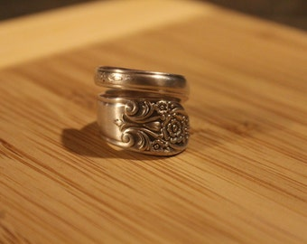 Melody 1954 Spoon Ring