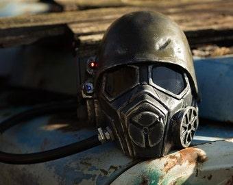 Fallout New Vegas Helmet of Veteran Ranger NCR