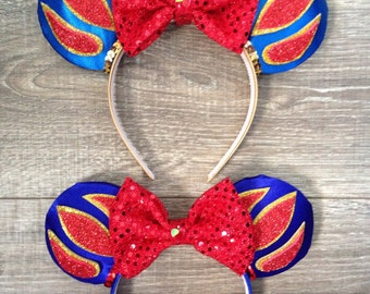 Snow White inspired Mouse Ears