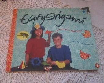 Easy Origami for Children (1994)