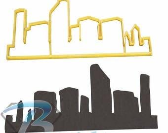 City Skyline Etsy