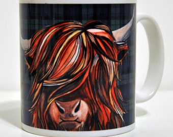 Scottish Coos Mug MG 05