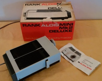 Rank Aldis Mini Mk2 slide projector