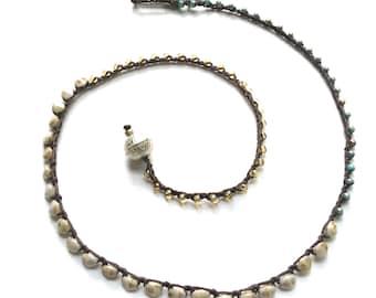 The Lala Triple Decker Bracelet