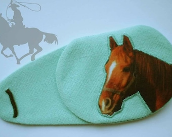 Brave Horse Eye Patch for lazy eye (amblyopia)