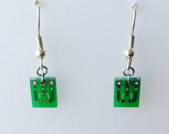 PCB Earrings