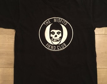 Misfits shirt pushead ramones punk hardcore danzig samhain
