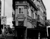 McMenamin's Downtown Portland - Black and White Film Photography