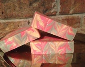 Very Merry Cranberry Handcrafted Artisan Soap Christmas and Holiday Gift