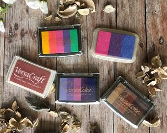 VersaColor Ultimate Multi Coloured Ink Pad Mocha Truffle