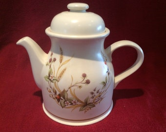 Marks and Spencers Harvest 1418 Teapot or Coffee Pot 1 1/2 pint