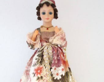"BRINN'S American Tradition ""First Lady Gown Series"" Limited Edition Collectible Doll"