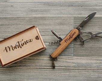 search q engraved pocket knife