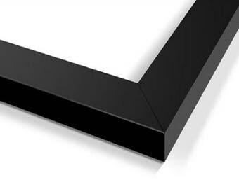 Simple Black Frame // Upgrade
