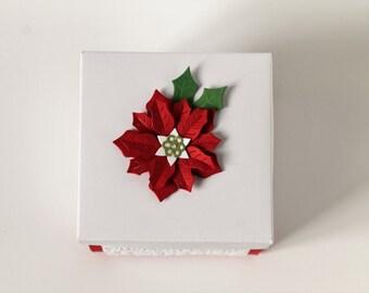 Box Explosion box Merry Christmas