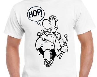 T-Shirt Achille Talon/Walter Melon