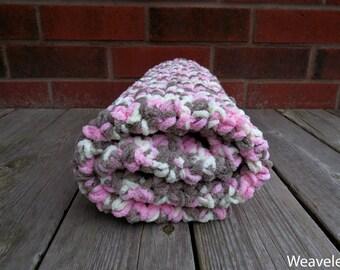 Bernat Baby Blanket, Crib Blanket, Stroller Blanket
