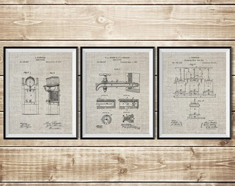 Brewing Printable, Patent Print Group, Beer Poster, Craft Beer Decor,Beer Brewing Decor,Beer Brewing Poster,Brewing Poster, INSTANT DOWNLOAD
