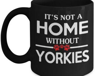 Yorkie Mug - Yorkie coffee mug - Yorkie Home