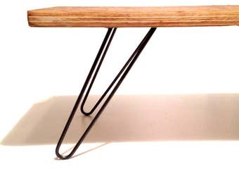 "Steep Angle ""Surfboard Style"" Hairpin Legs"