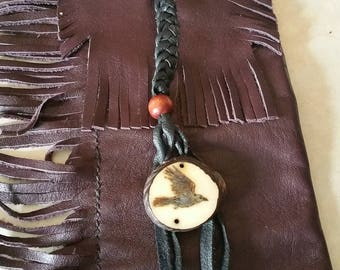 Custom Hand-made Native American Flute Bags Designed to Match Your Flute-Made to Order