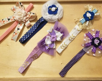 Headbands for newborn and toddlers