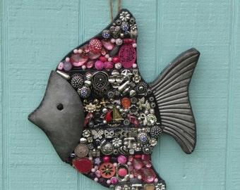 Angel Fish Pink