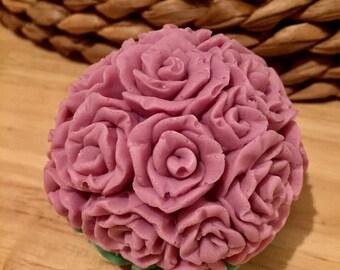 Rose Bush Soap