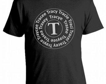 T Logo Shirt - 10 ltr nickname
