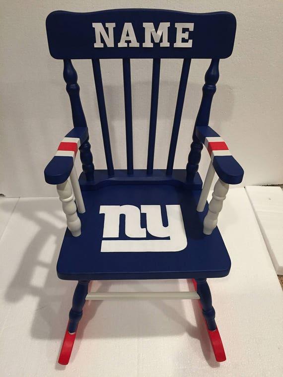 New York Giants Chair   NFL Kids Chair   New York Giants Furniture   Giants  Gift   New York Giants Baby   New York Giants Kids