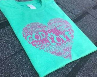 God is Love Shirt