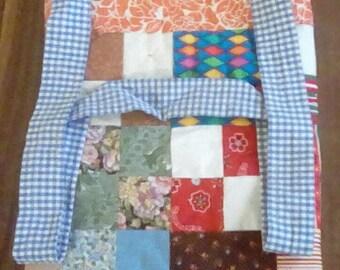 Knitted handbag/purse