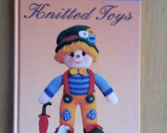 Knitted Toys by Jean Greenhowe Over 50 Loveable Toys For You to Knit, Toy Knitting Patterns, Jean Greenhowe Knitted Toys, Toys To Knit