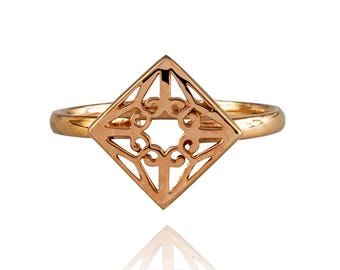 Lao Ring - Rose Gold