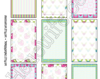 Happy Planner stickers [179] , Full box, A5 PDF, Instant download