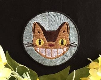 Totoro- Cat Bus, Charm, Patch
