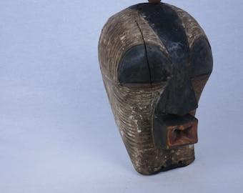 African tribal art kifwebe mask-SONGYE-  DR Congo