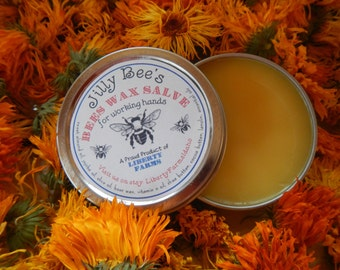 Jilly Bee's Salve for Working Hands