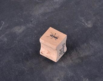 """Mini stamp """"Ant"""""""
