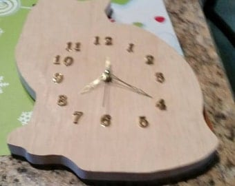 Clocks Made From Wood