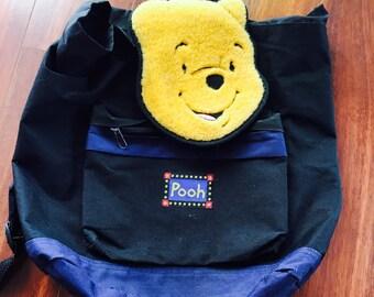 Vintage Winnie the Pooh bookbag