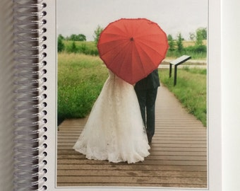Personalized Photo Planner Cover